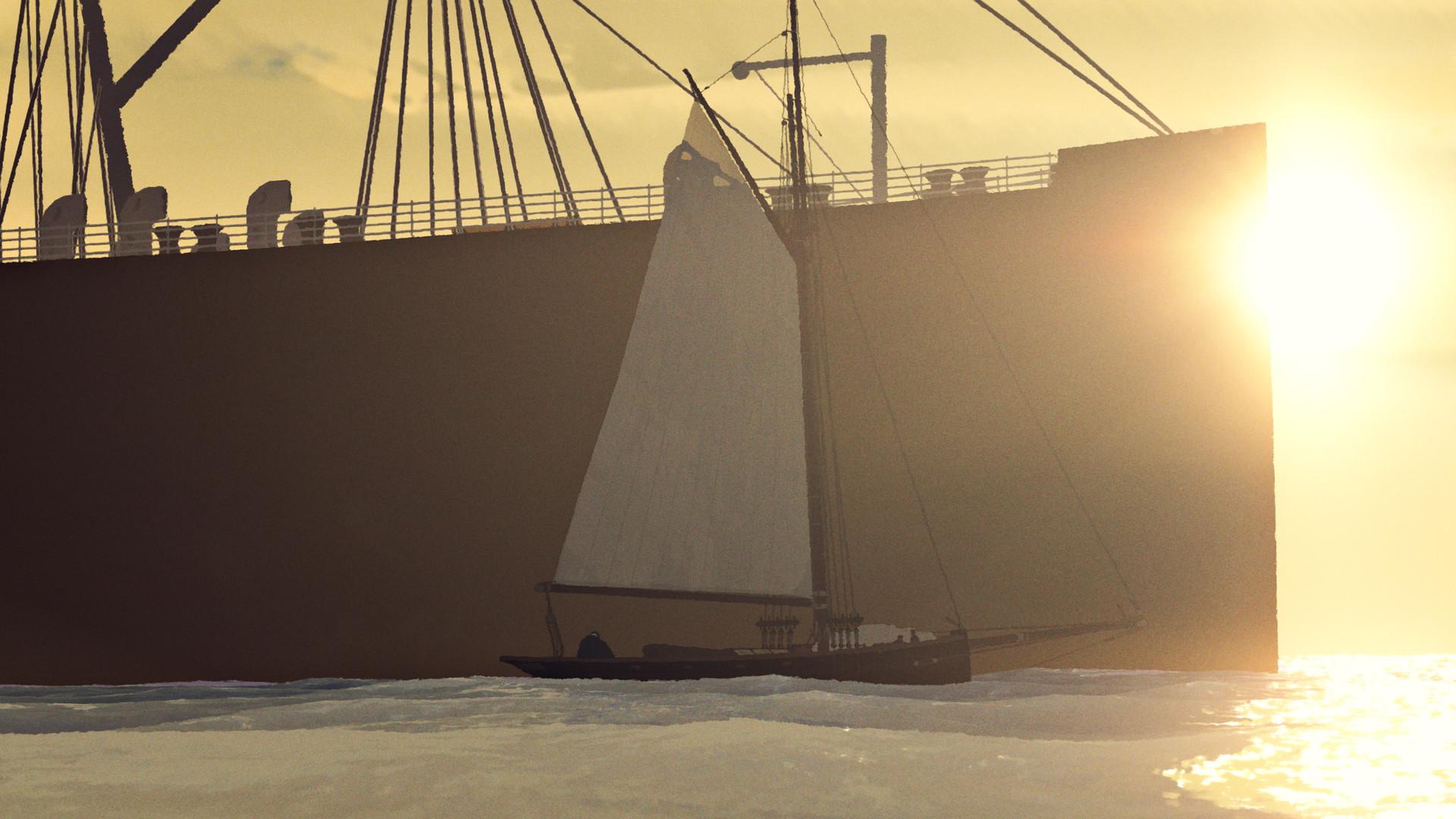 Google Spotlight Stories: Age of Sail on Steam
