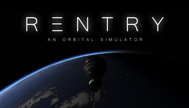 Save 25 On Reentry An Orbital Simulator On Steam