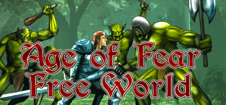 Age of Fear: The Free World w serwisie Steam