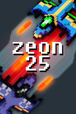 Zeon 25 poster image on Steam Backlog