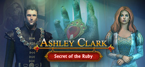 Ashley Clark: Secret of the Ruby cover art