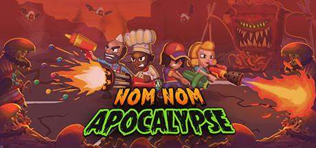 Nom Nom Apocalypse Capa