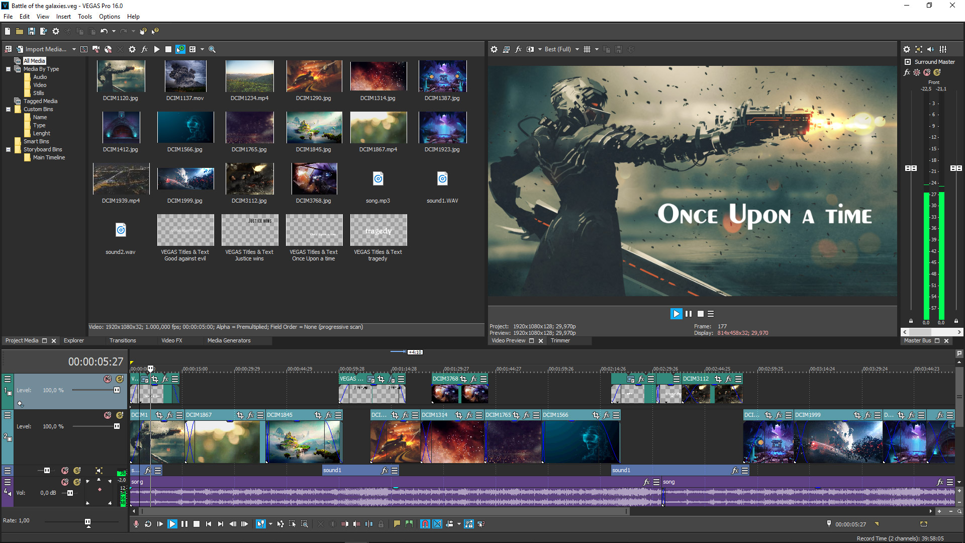 VEGAS Pro 16 Edit Steam Edition