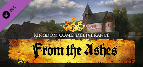 View Kingdom Come: Deliverance – From the Ashes on IsThereAnyDeal