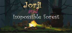 Jorji and Impossible Forest cover art