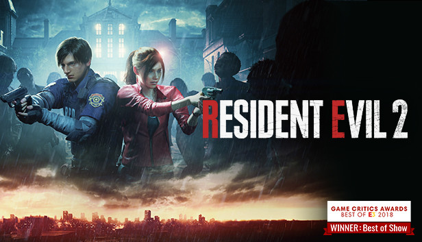 RESIDENT EVIL 2 / BIOHAZARD RE:2 on Steam