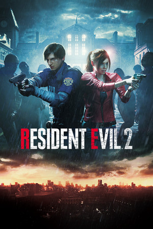 RESIDENT EVIL 2 / BIOHAZARD RE:2 poster image on Steam Backlog