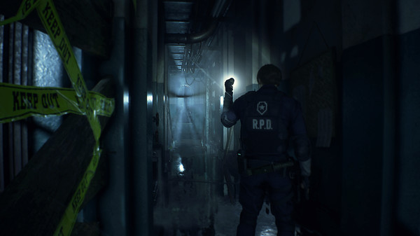 RESIDENT EVIL 2 / BIOHAZARD RE:2 Screenshot
