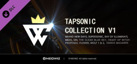 TapSonic World Champion VR: DLC - TWC Collection v1