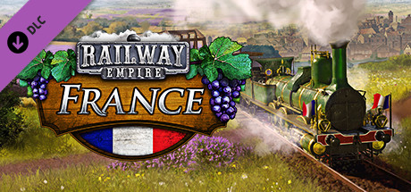 Купить Railway Empire - France (DLC)