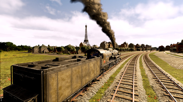 Railway Empire - France (DLC)