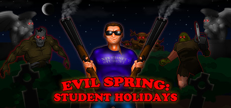 Evil Spring: Student Holidays cover art