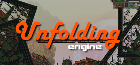 The Unfolding Engine: Paint a Game