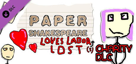 Paper Shakespeare: Loves Labor(s) Lost: Charity Scene Pack