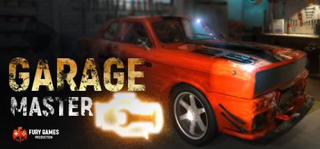 Garage Master 2018 Capa