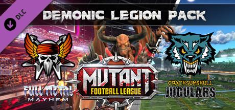 Mutant Football League - Demonic Legion Pack