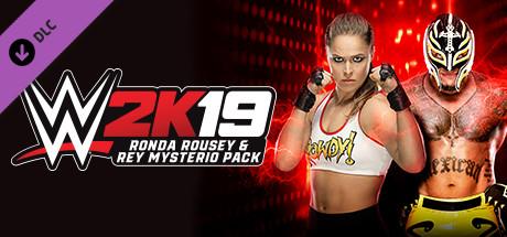 Rey Mysterio & Ronda Rousey   DLC