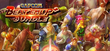 Capcom Beat Em Up Bundle PC Free Download