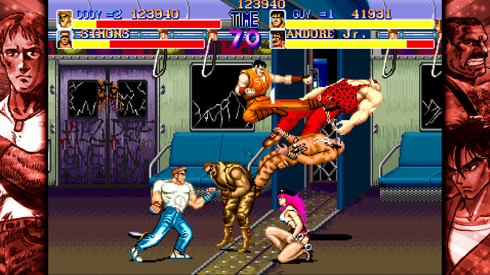 Capcom Beat 'Em Up Bundle [2018|Eng|Multi8]