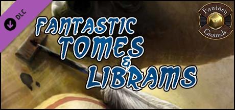 Fantasy Grounds - En5ider: Fantastic Tomes & Librams (5E)