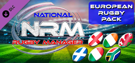 National Rugby Manager - European Rugby Pack