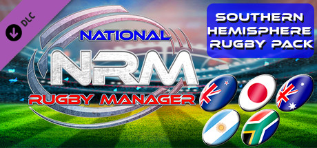 National Rugby Manager - Southern Hemisphere Rugby Pack