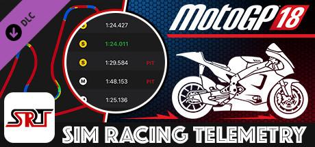 Sim Racing Telemetry - MotoGP 18