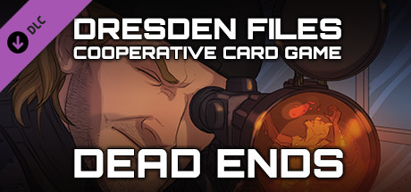 Dresden Files Cooperative Card Game - Dead Ends