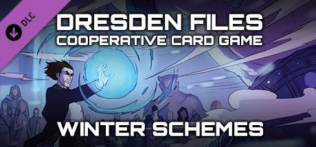 Dresden Files Cooperative Card Game - Winter Schemes