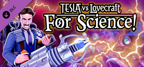 Tesla vs Lovecraft For Science PC-SiMPLEX