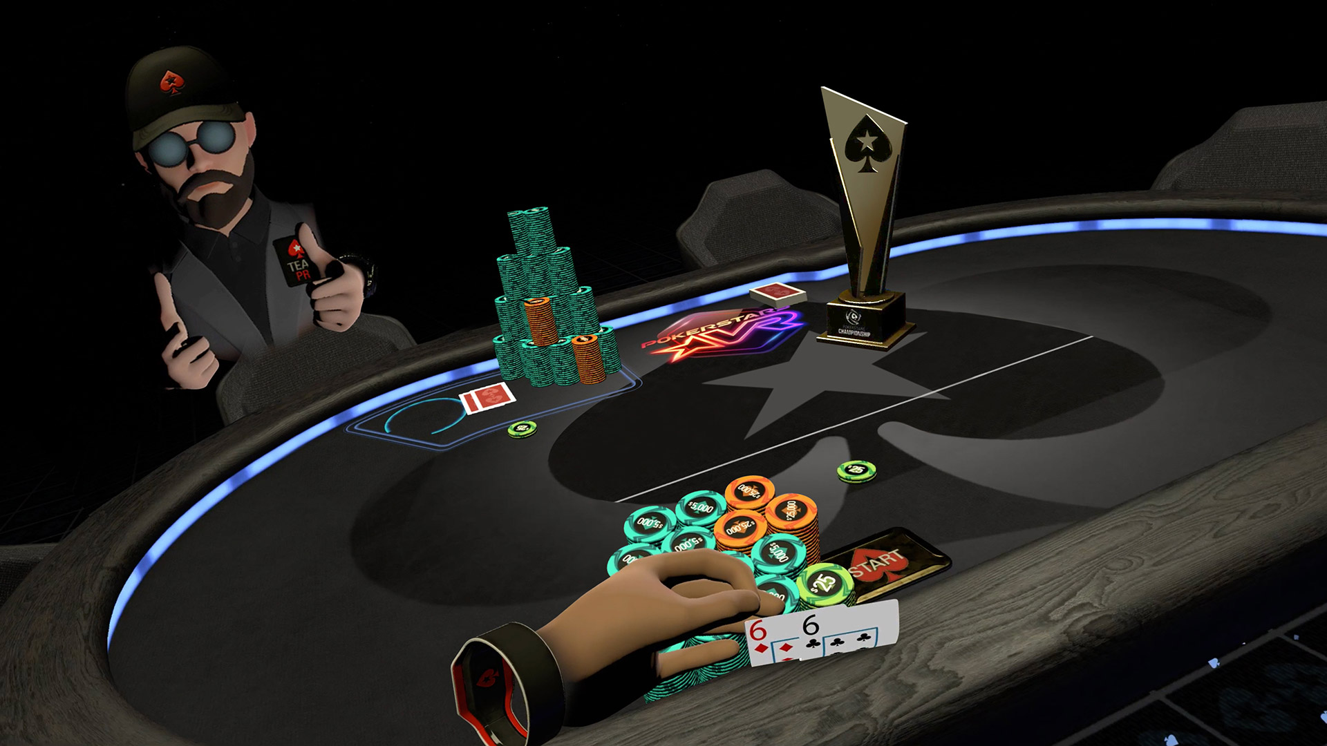 Pokerstars mobile app play with friends