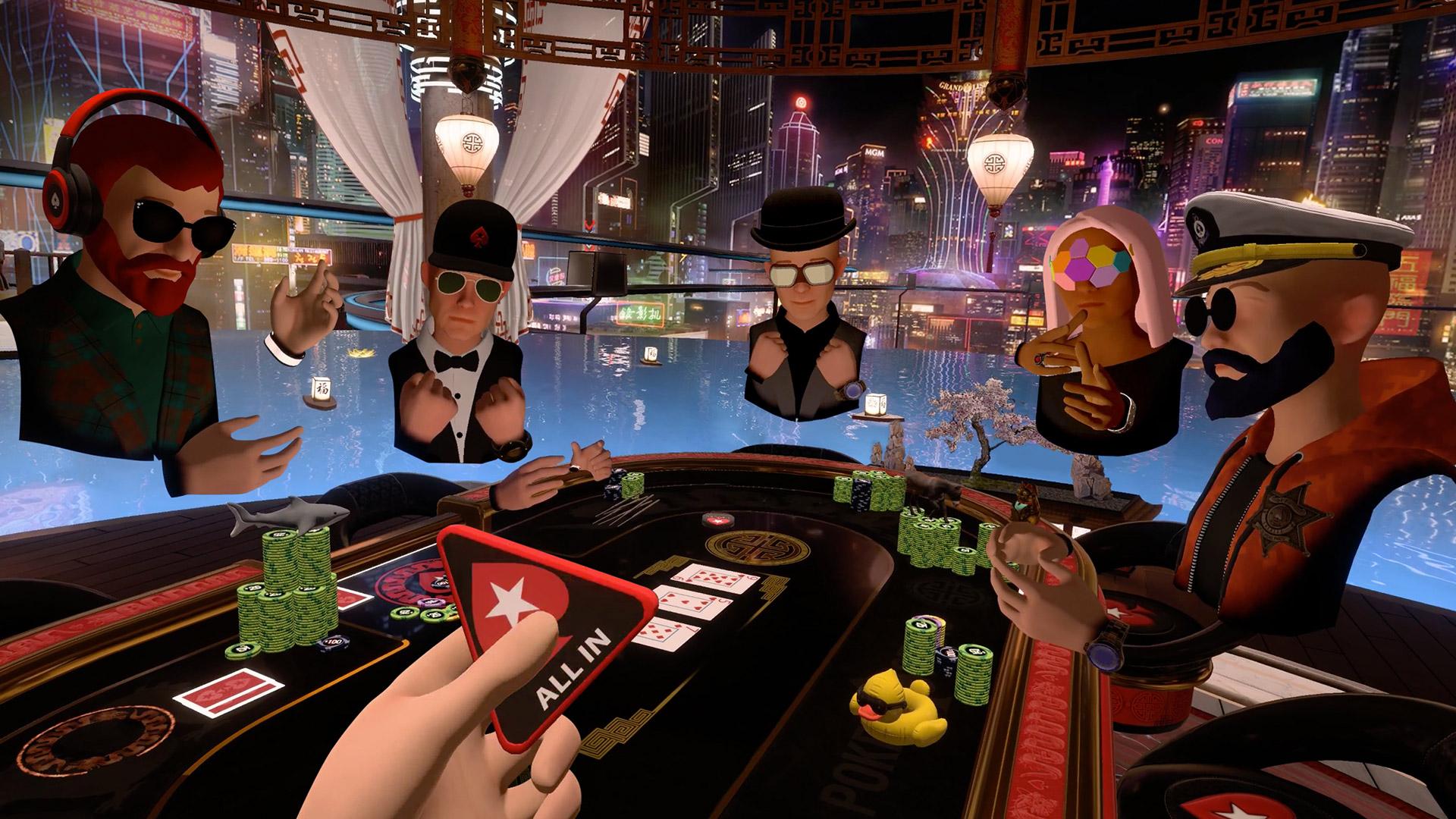 PokerStars VR on Steam