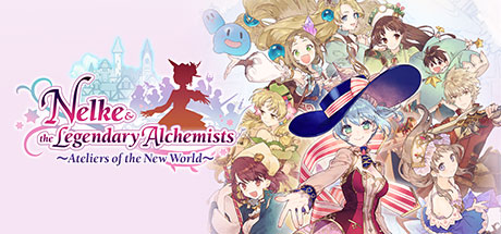 Nelke and the Legendary Alchemists Ateliers of the New World-CODEX