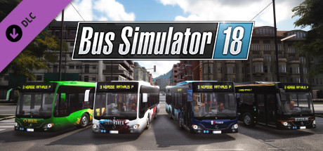 Bus Simulator 18 Country Skin Decal Pack On Steam