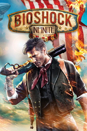 BioShock Infinite poster image on Steam Backlog