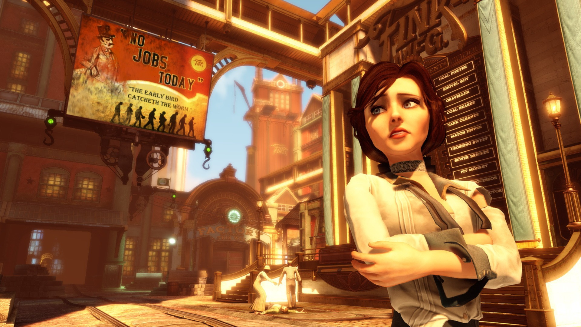 Bioshock Infinite The Complete Edition Multilenguaje ESPAÑOL XBOX 360 (Región FREE) 13