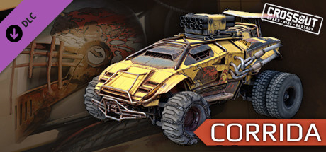 Crossout - Corrida Pack