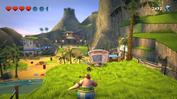 скриншот Asterix & Obelix XXL 2 0