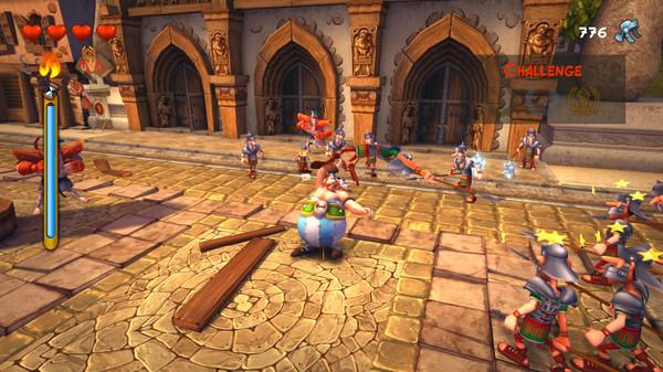 скриншот Asterix & Obelix XXL 2 1