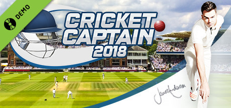 Cricket Captain 2018 Demo