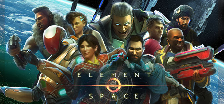 Element: Space cover art