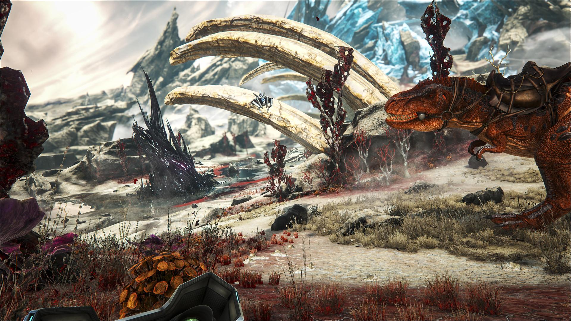 steam ark extinction expansion pack