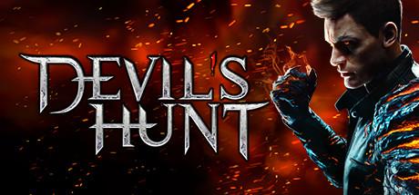 Devil's Hunt cover art
