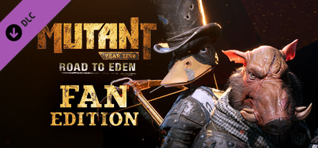 Mutant Year Zero: Road to Eden - Deluxe Edition Content