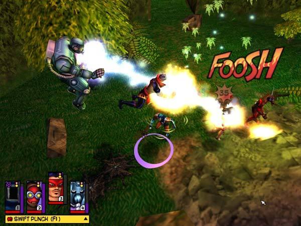 Freedom Force screenshot 2