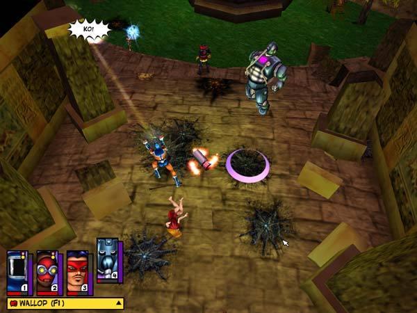 Freedom Force screenshot 3