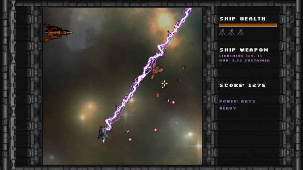Space Hamster in Turmoil