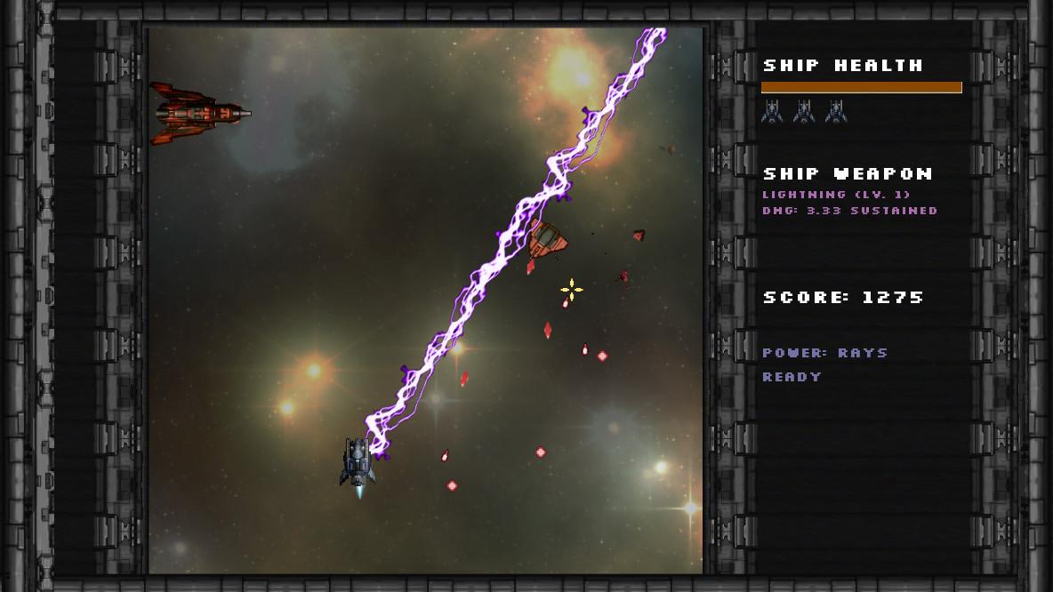 What's On Steam - Space Hamster in Turmoil