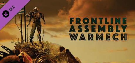 AirMech Soundtrack 2: WarMech by Frontline Assembly