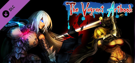The Vagrant Artbook